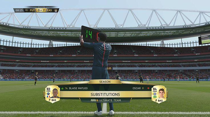 FIFA 16 | Ultimate Team Features | EA SPORTS