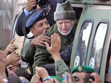 """Yasser Arafat killed by radioactive poison?"" ARTICLE: (corruption & assassination)"
