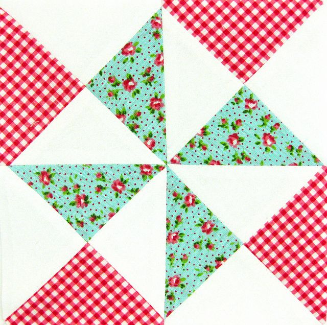 Farmer's Wife Quilt-Along Block 6 - Big Dipper by Ellie@CraftSewCreate, via Flickr