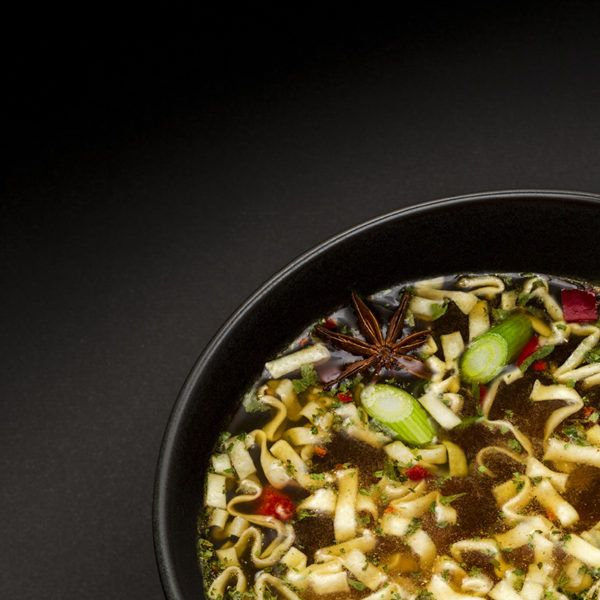 Supa Chinezeasca cu Taitei