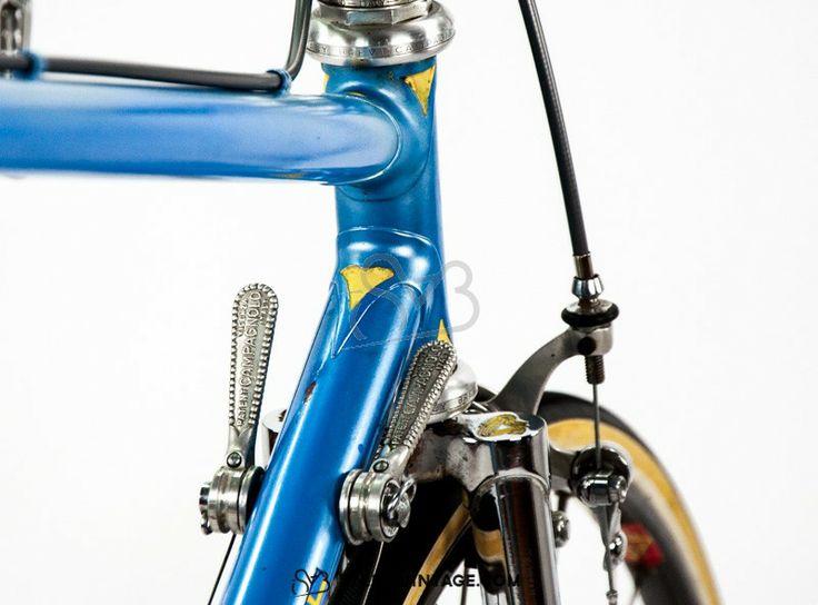Steel Vintage Bikes - Pogliaghi Italcorse Vintage Racing Bike from 1975