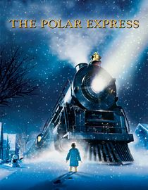 The Polar Express- love watching this before Christmas!