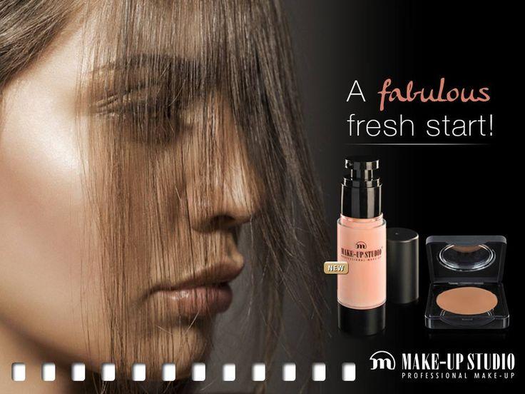Make-up Studio presenteert dé basis voor onder je foundation: Face Prep Illuminating Primer SPF30 voor hydratatie, verzorging én bescherming. De Eye Primer is de ideale basis voor iedere oogmake-up. Twee echte must haves voor iedere beauty addict!  Verkrijgbaar in de Brand Stores en online: http://make-upstudio.nl/looks/a-fabulous-fresh-start