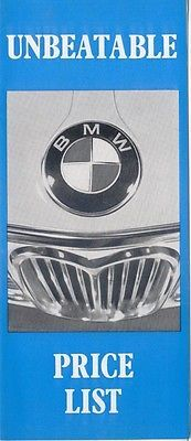 Bmw #original uk  #price  list  1970 1600 2002 1800 2000 2500 2800 #coupe,  View more on the LINK: 	http://www.zeppy.io/product/gb/2/291426437850/