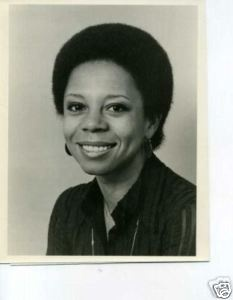 SHOCKING AND OFFENSIVE! In 1971 Melba Tolliver, a WABC-TV correspondent, made national headlines when she wore this afro while covering the wedding of Tricia Nixon Cox, daughter of President Richard Nixon. The station threatened to take Tolliver off of the air until the story caught national attention.