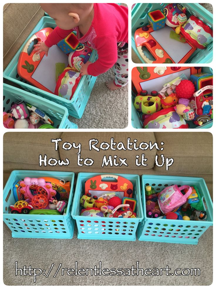 Toys For 4 And Up : Toy rotation how to mix it up ideas tips and tricks for