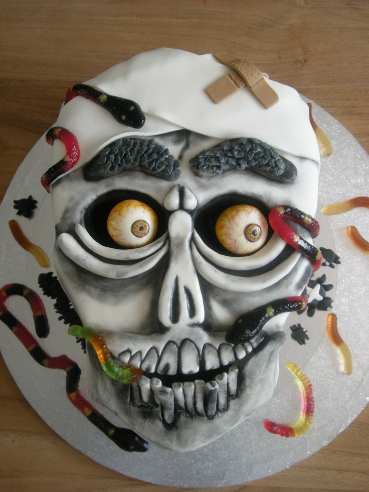 Achmed the dead terrorist birthday cake olli for Achmed the dead terrorist halloween decoration