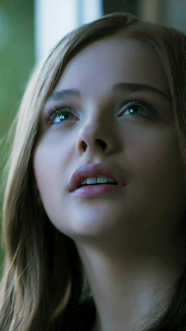 Chloë Grace Moretz y su precioso rostro de muñeca ❤ (y sus tentadores labios  )