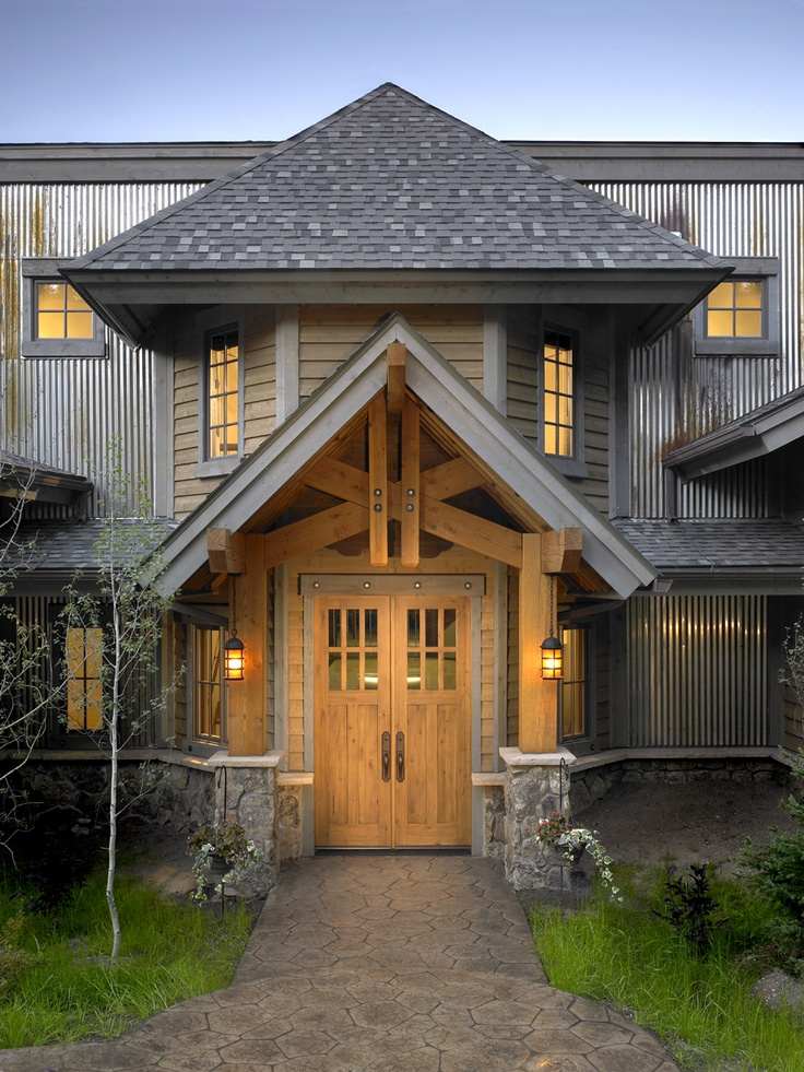 "Craftsman Double Front Door 295 best ""when one door closes"" images on pinterest 