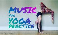 Do you feel a little bit more inspired when you practice asana with music? Check out these 10 yoga music artists & song suggestions for your next session!