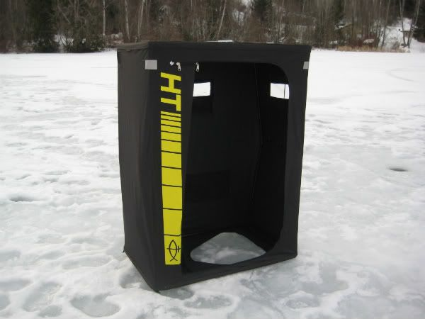 My Ice Fishing Sled