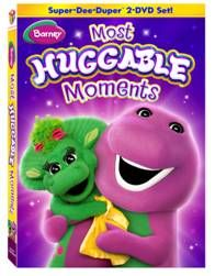 Barney: Most Huggable Moments is coming to DVD (2-Disc Set), Digital Download  Video On Demand on September 17, 2013 from Lionsgate  HIT...