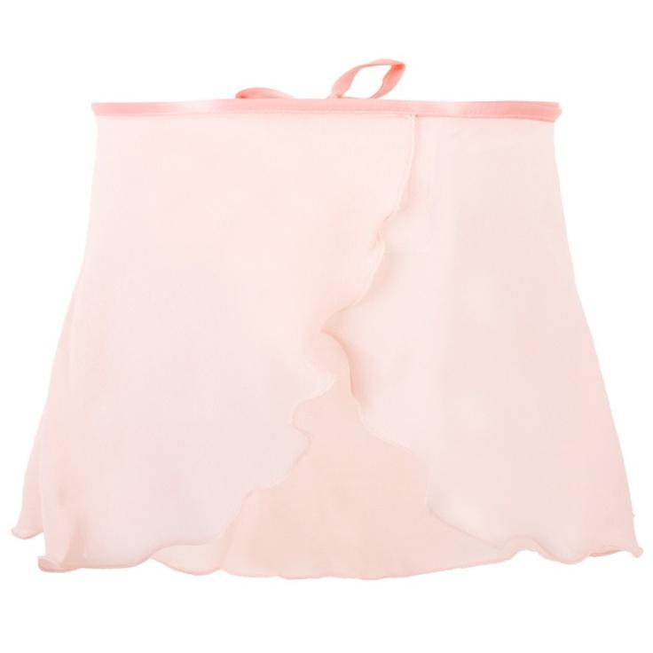 Freddy Pink Wrap Skirt #backtoschool