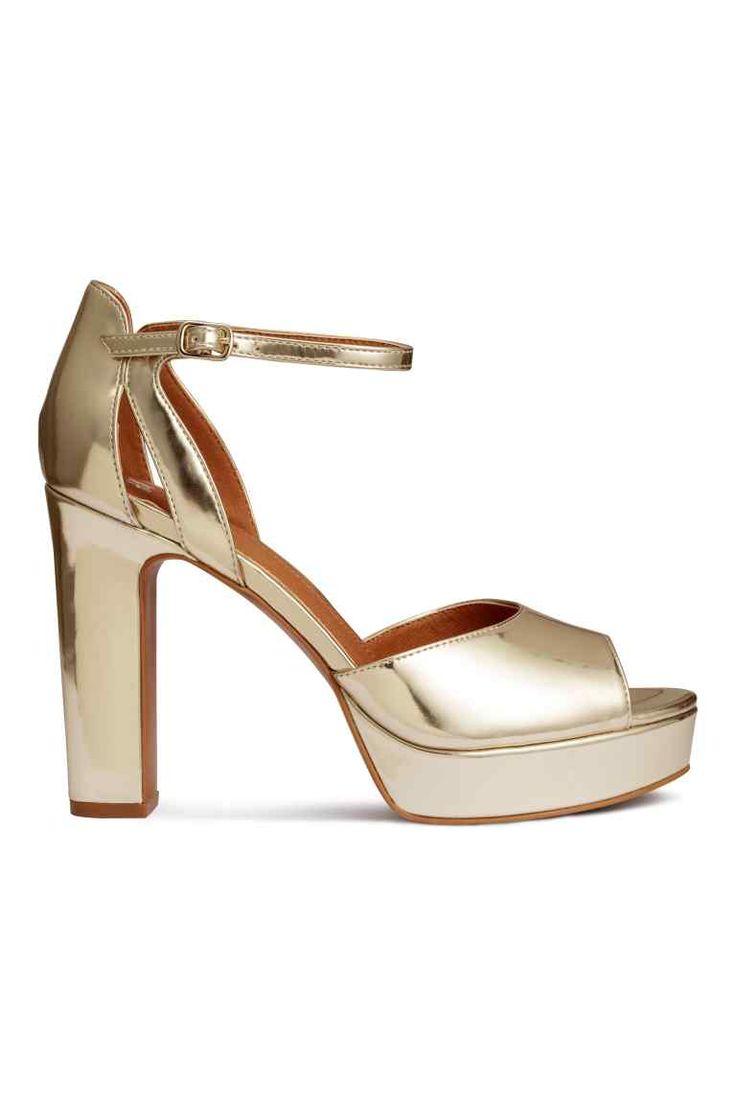 La tendance Femme Chaussures pointu talons hauts lumière est brillant avec Bold, Noir, 34