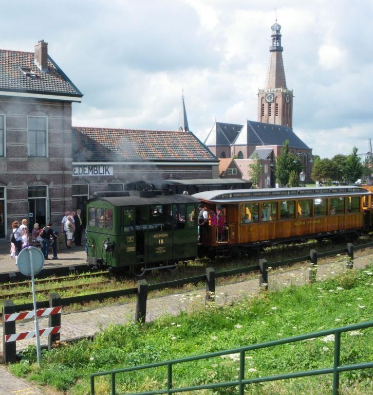 Station Medemblik - Museum Stoomtram Hoorn - Medemblik