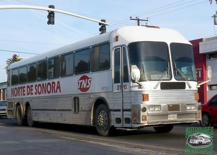 Eagle coach model 15 tns México