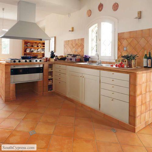 Kitchen Flooring Home Depot: 21 Best Images About Saltillo/Terra Cotta Tile On