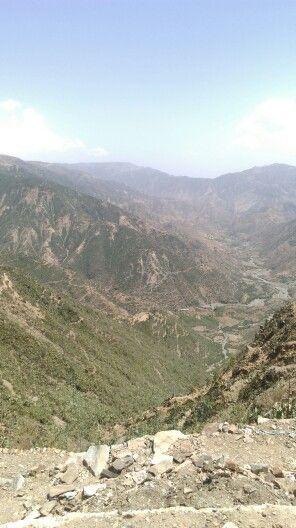 Mountains of Eritrea