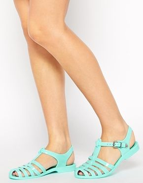 Enlarge ASOS FRUITY Jelly Sandals