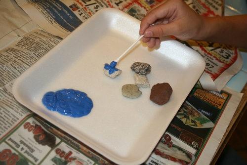 Make a Tic Tac Toe Game (Kids Craft)