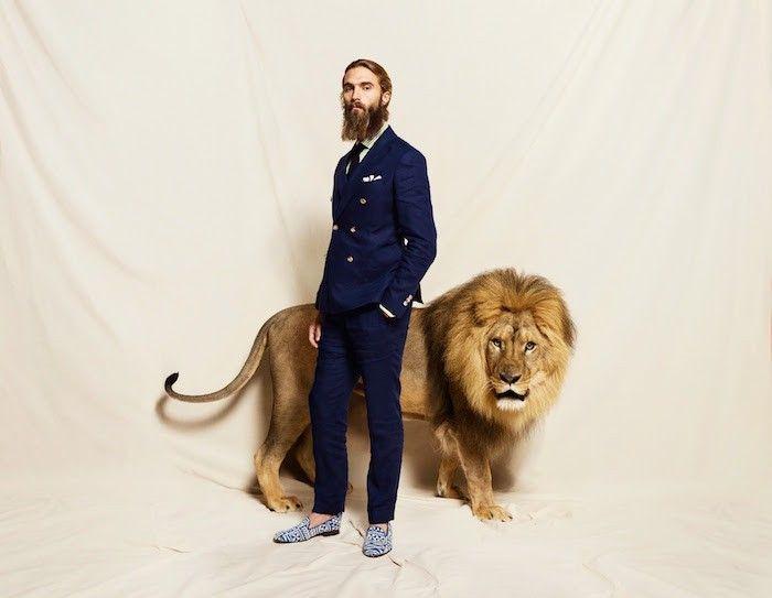 vicomte A. lion