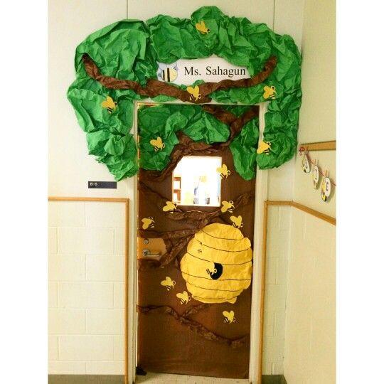 Classroom Mascot Ideas ~ Classroom door designs in preparation for the new school