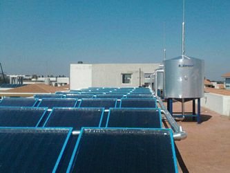Solar Geysers - Tara Power Tech is a leading Dealer, Distributor for Solar Water Heaters and Heating Systems in Delhi/NCR.