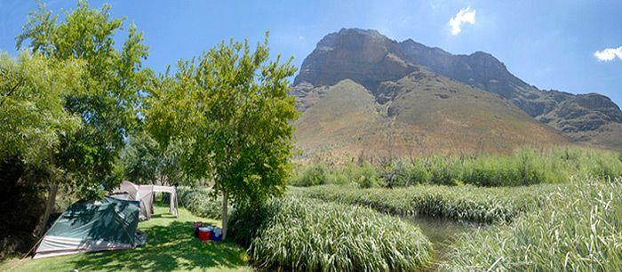 Dwarsberg Trout Haven, Rawsonville. Image credit: trouthaven.co.za