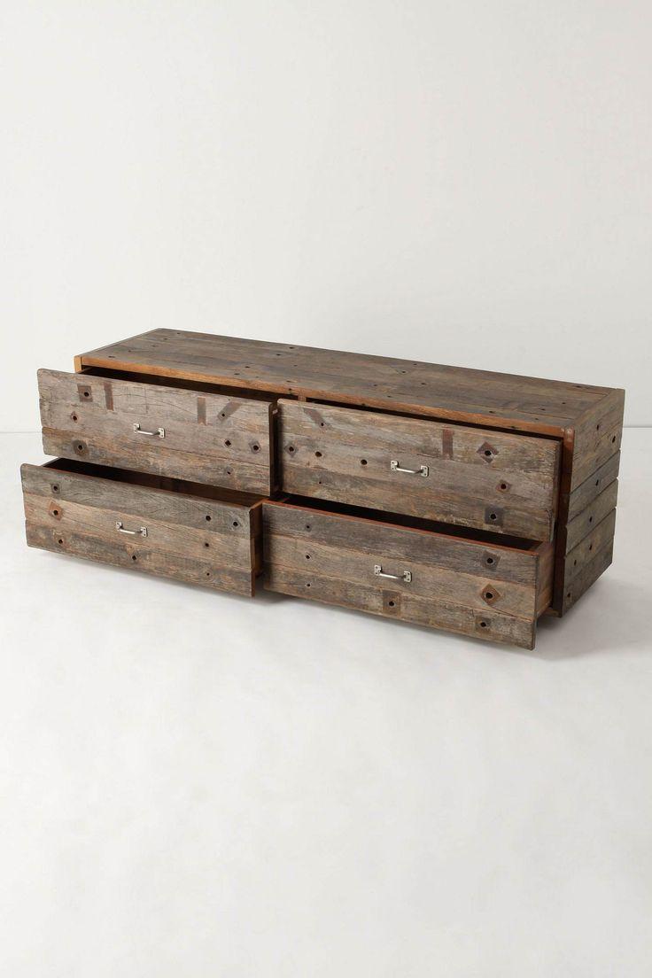 Good Buffet r alis en bois de palette bricolage recyclage deco decoration palette
