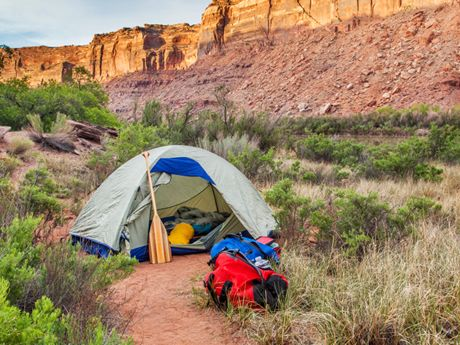 How to Find Discounts on Camping Gear