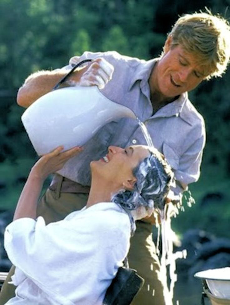 """Denys: You've ruined it for me, you know. Karen Blixen: Ruined what? Denys: Being alone."" Out of Africa (Sydney Pollack, 1985)"