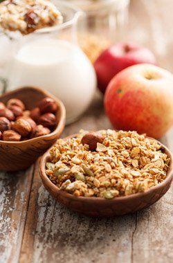 Granola ist eines der beliebtesten Frühstücksgerichte Amerikas. Wir haben vergessen …   – Foodie: What to eat next?