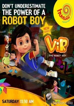 Vir the Robot Boy Benteng Tua
