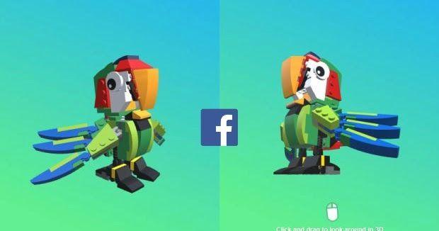 Desde este martes se pueden publicar imágenes interactivas en 3D en el News Feed de Facebook, según anunció la red social