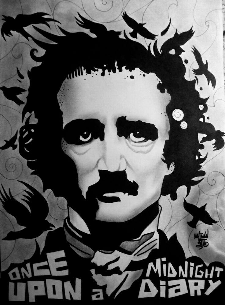 Portrait: Edgar Allan Poe