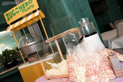 Zucchero filato al matrimonio? Scopri come fare felici grandi e piccini