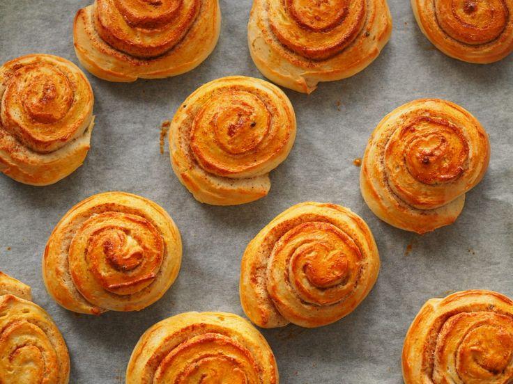 Sugar-free cinnamon buns - The Sugar-Free Baker