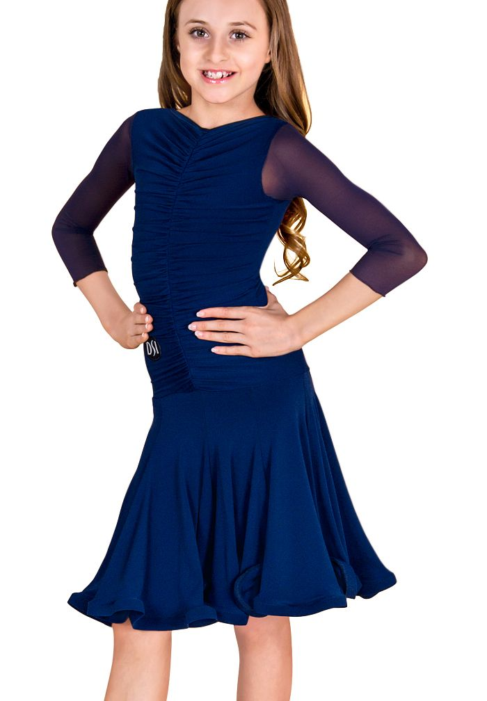 DSI Maddie Juvenile Dress 1090   Dancesport Fashion @ DanceShopper.com