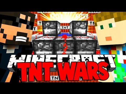 nice Minecraft: CHRISTMAS TNT WARS - AUTOMATIC TNT CANNON OF DEATH