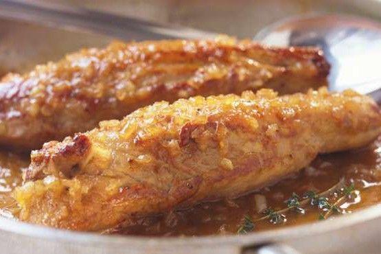 Cette semaine, Ricardo propose une recette de filets de porc glacés à l'érable.