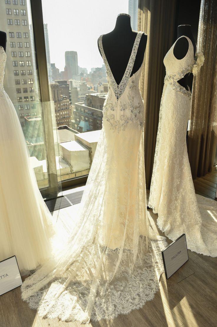 WWD // Badgley Mischka Bridal Fall 2016