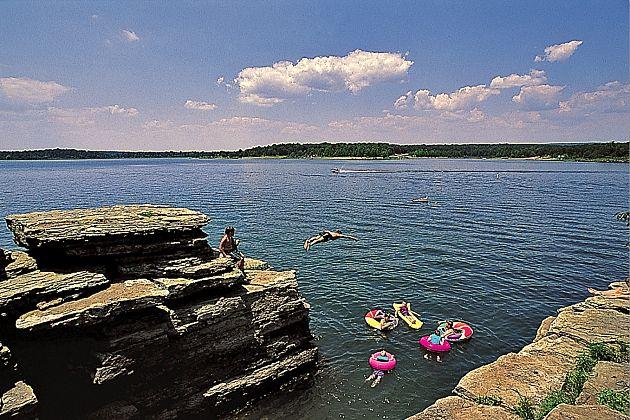 Top 10 Swimming Holes: Falling Water, Arkansas Join us as