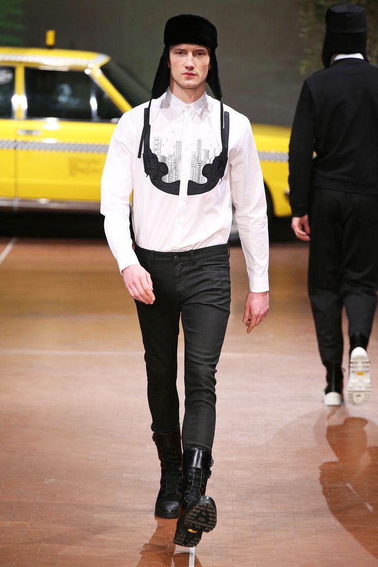 Fall Winter 2015-16 Menswear - Antonio Marras