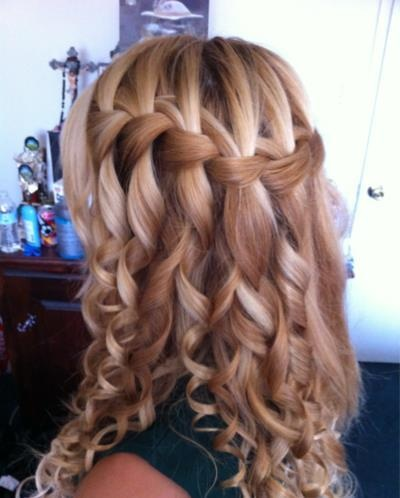 12 best 12th grade dance hairstyles images on Pinterest | Cute ...