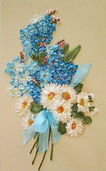 Gallery.ru / Фото #5 - Школа объемной вышивки Виктории Лобжиной - VorobievaNatalia