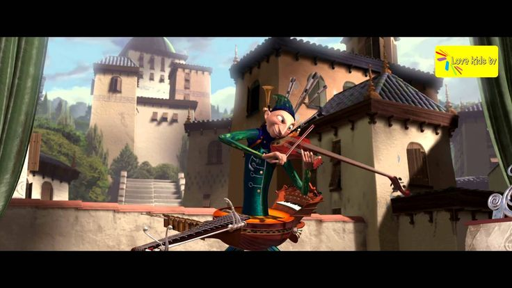 One Man Band - Disney Pixar - use for think win-win lesson: discuss the changing dynamics throughout the short: lose/lose, lose/win, win/lose (and almost win/win)