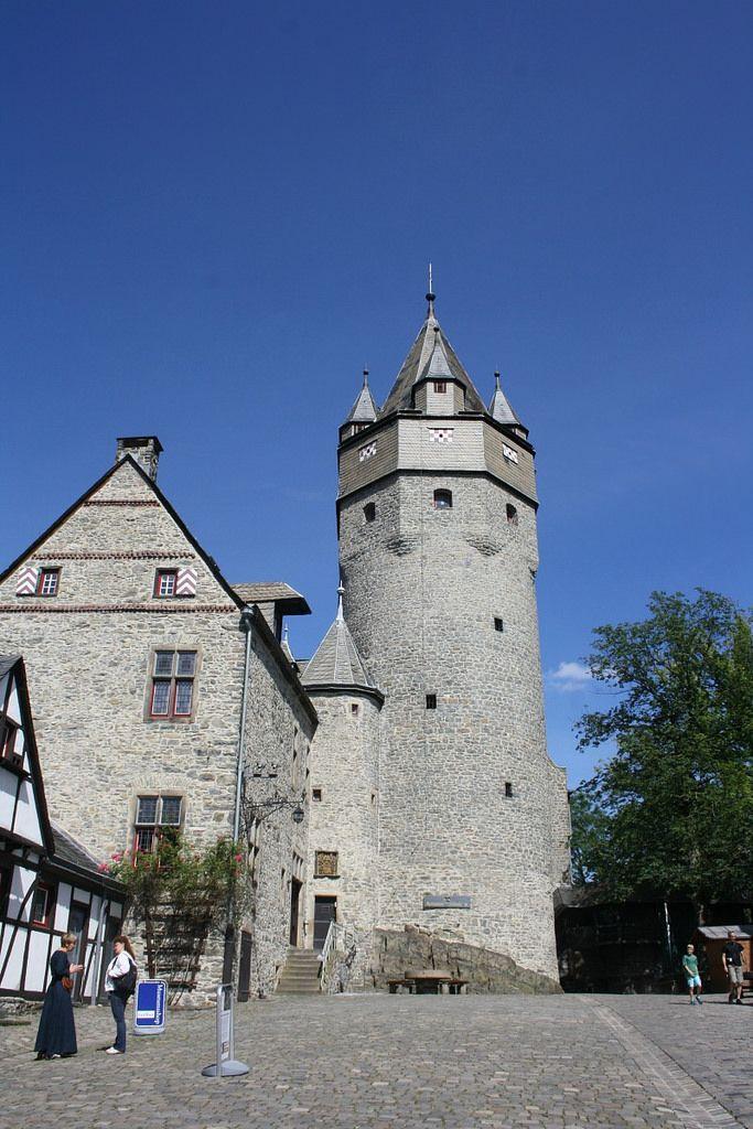 Saksan reissu osa 4: Burg Altena