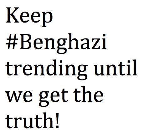 benghazi**The truth is there, the question is...Who will take these dogs down, how many more people will die for their power hungry egotistical mania? There has to be decent, honorable and moral humans in this country that still believe in justice.