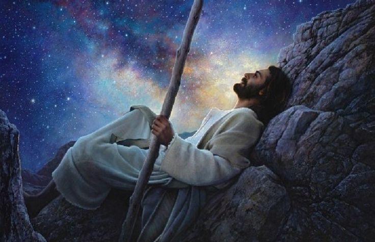 """Jehová había fijado un tiempo para la venida de su Hijo unigénito a la Tierra como Mesías. Pablo escribió: """"Cuando llegó el límite cabal del tiempo, Dios envió a su Hijo, que vino a ser procedente de una mujer y que llegó a estar bajo ley"""" (Gálatas 4:4). Así se cumplió la promesa de Dios de enviar una Descendencia, es decir, a 'Siló, a quien pertenecerá la obediencia de los pueblos' (Génesis 3:15; 49:10)."""