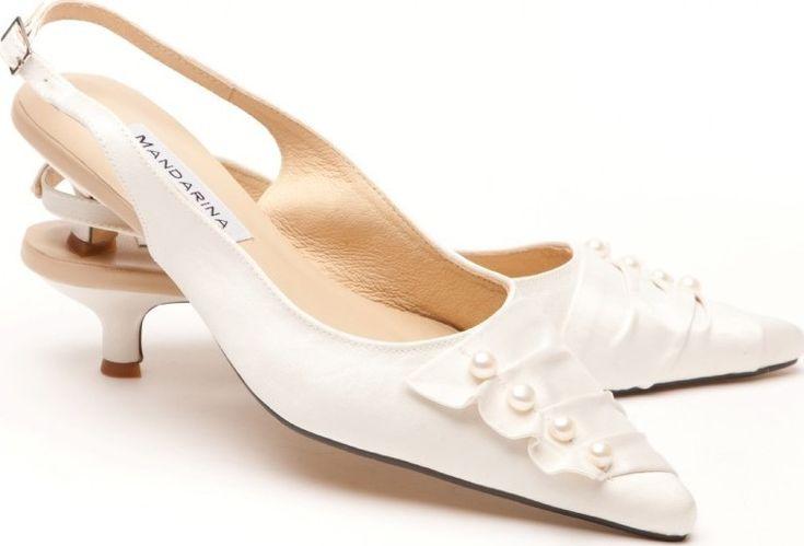 Wedding Kitten Heels: 1000+ Ideas About Kitten Heel Wedding Shoes On Pinterest
